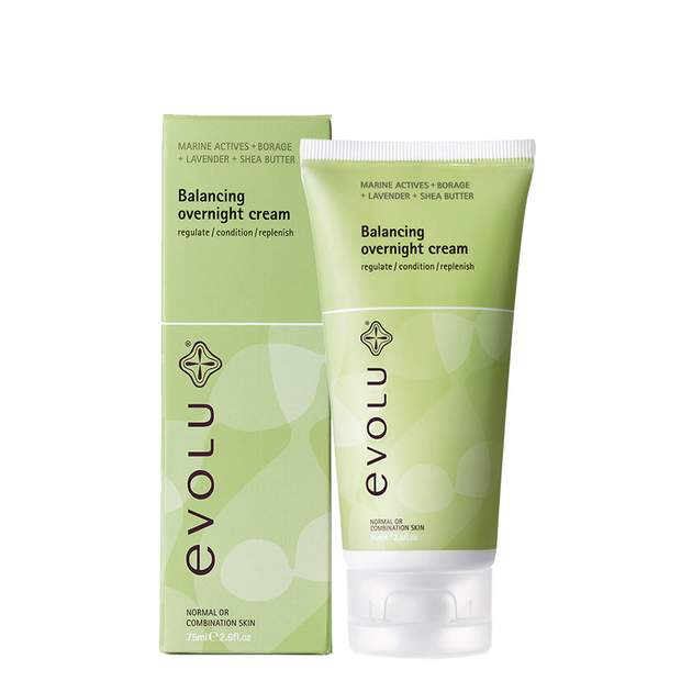 EVOLU BALANCING OVERNIGHT CREAM