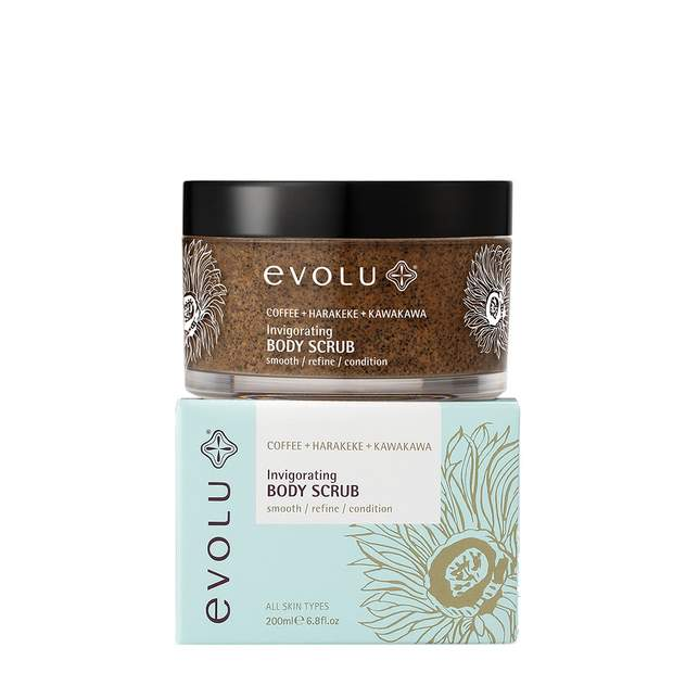 EVOLU INVIGORATING BODY SCRUB